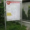 Miasto Racibórz – montaż gablot informacyjnych