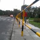 Montaż barierek chodnikowych, Gliwice
