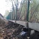TAURON CIEPŁO sp. z o.o. Siemianowice Śl. – remont ogrodzenia