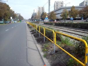 katowice barierki